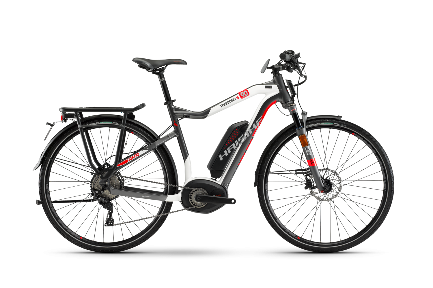 2018 XDURO Trekking S 9.0 E-Bike (HIGH-STEP)