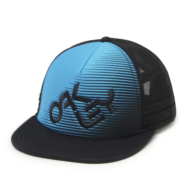Oakley Noelty Logo Trucker - Atomic Blue