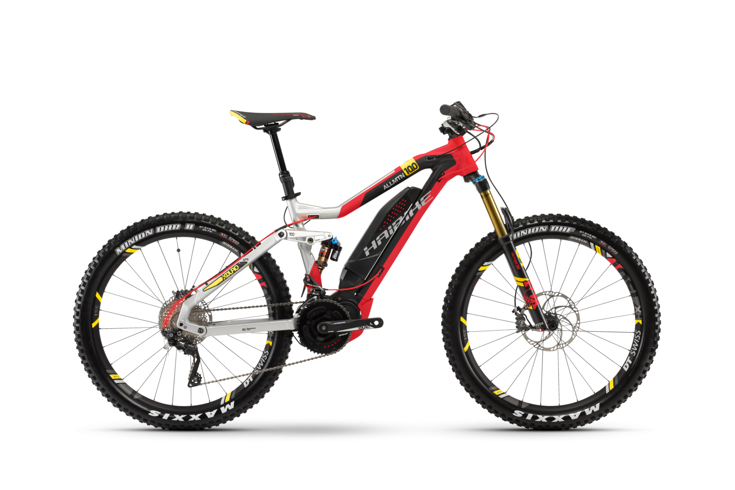 2018 XDURO All-Mountain 10.0 E-Bike