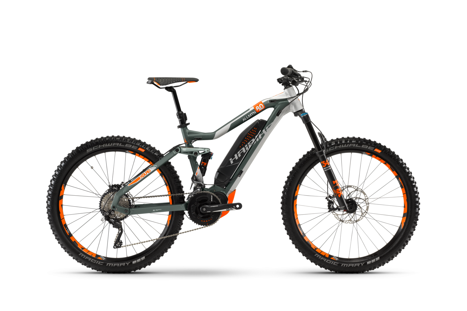 2018 XDURO All-Mountain 8.0 E-Bike