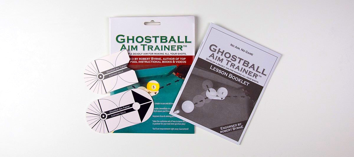 Brunswick Ghost Ball Aim Trainer
