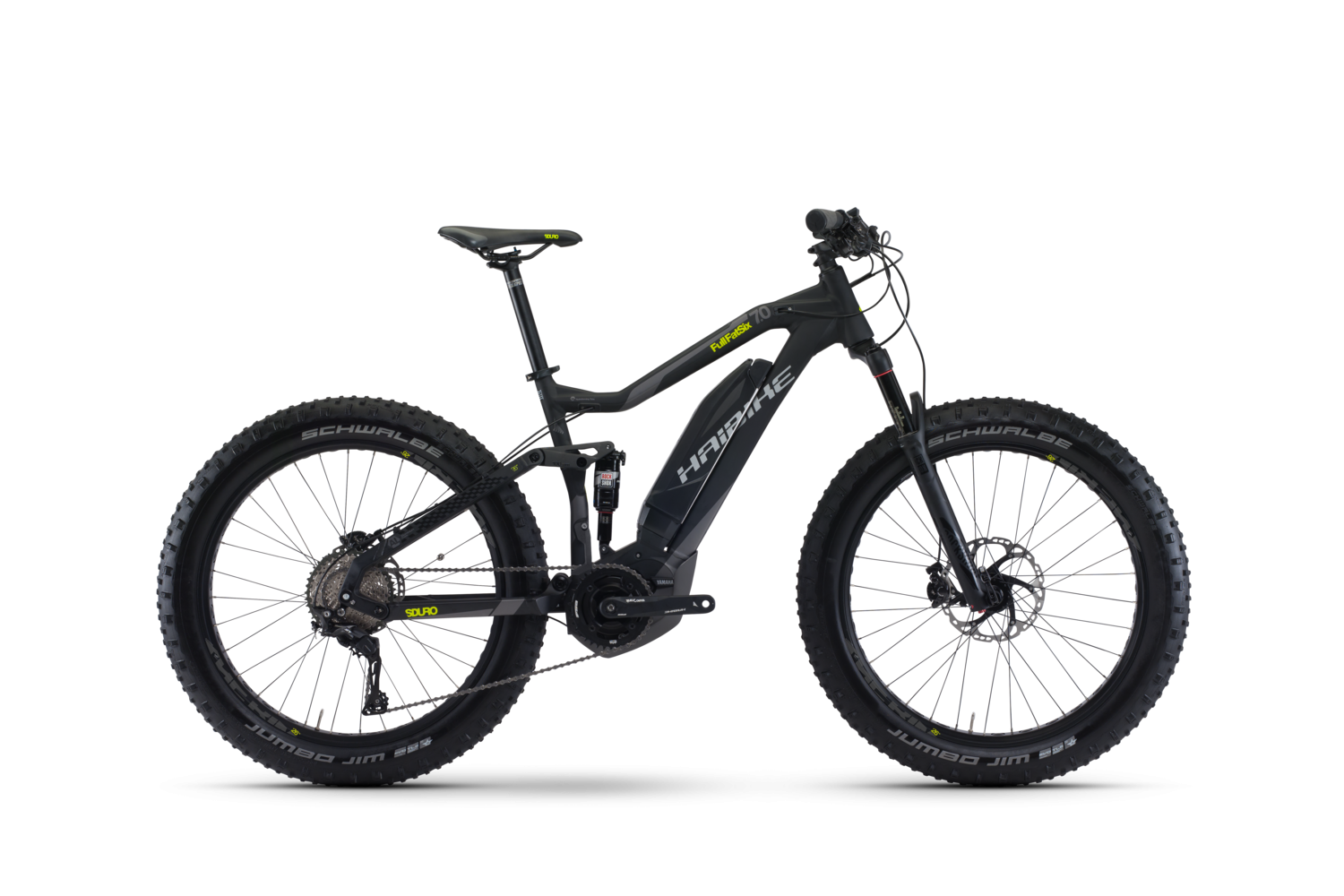 2018 SDURO Full FatSix 7.0 E-Bike