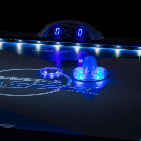 Triumph Lumen-X Lazer 6' Air Hockey Table
