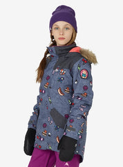 Girls' Burton Aubrey Parka Jacket