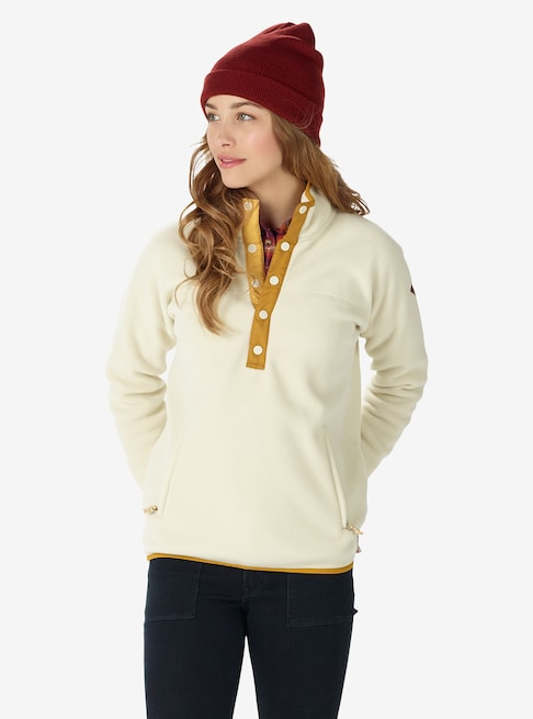 Women's Burton Anouk Fleece Anorak