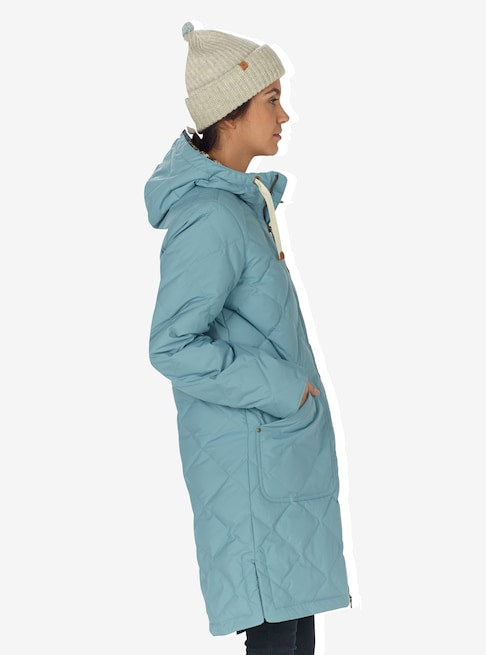 Women's Burton Bixby Long Down Jacket
