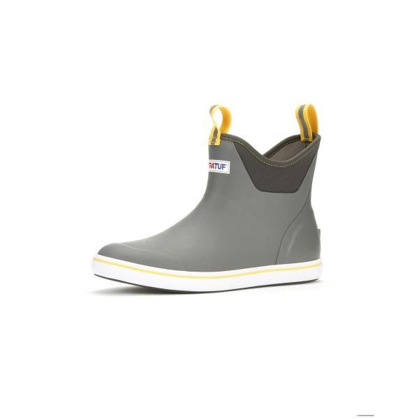 Xtratuf Deck Boot, Ankle Grey