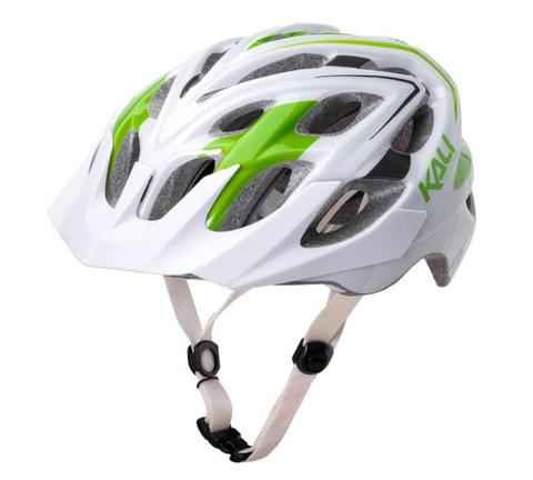 Kali Chakra Plus: Sonic White/Green, Medium/Large