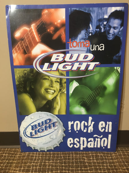 Bud Light Rock En Español
