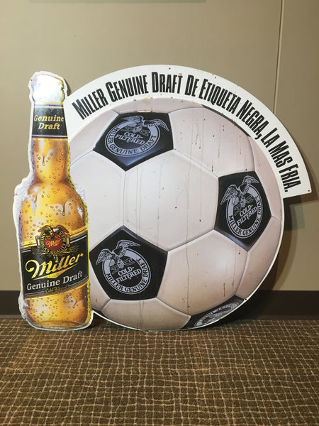 Miller Genuine Draft Soccer