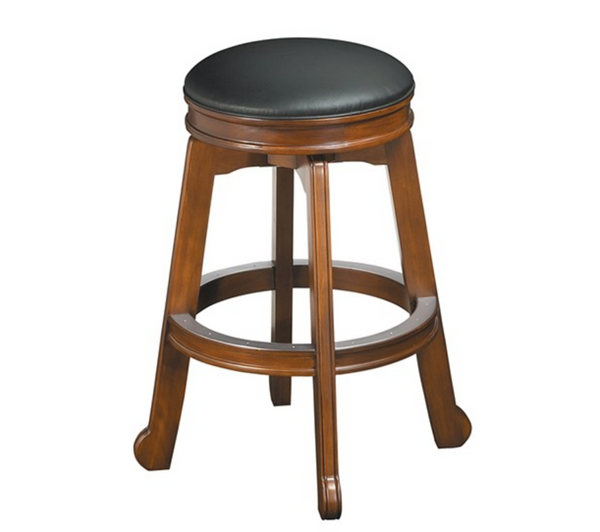 Brunswick Colonial Backless Bar Stool