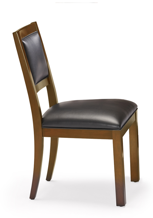 Brunswick Heritage Game Chair - Chestnut