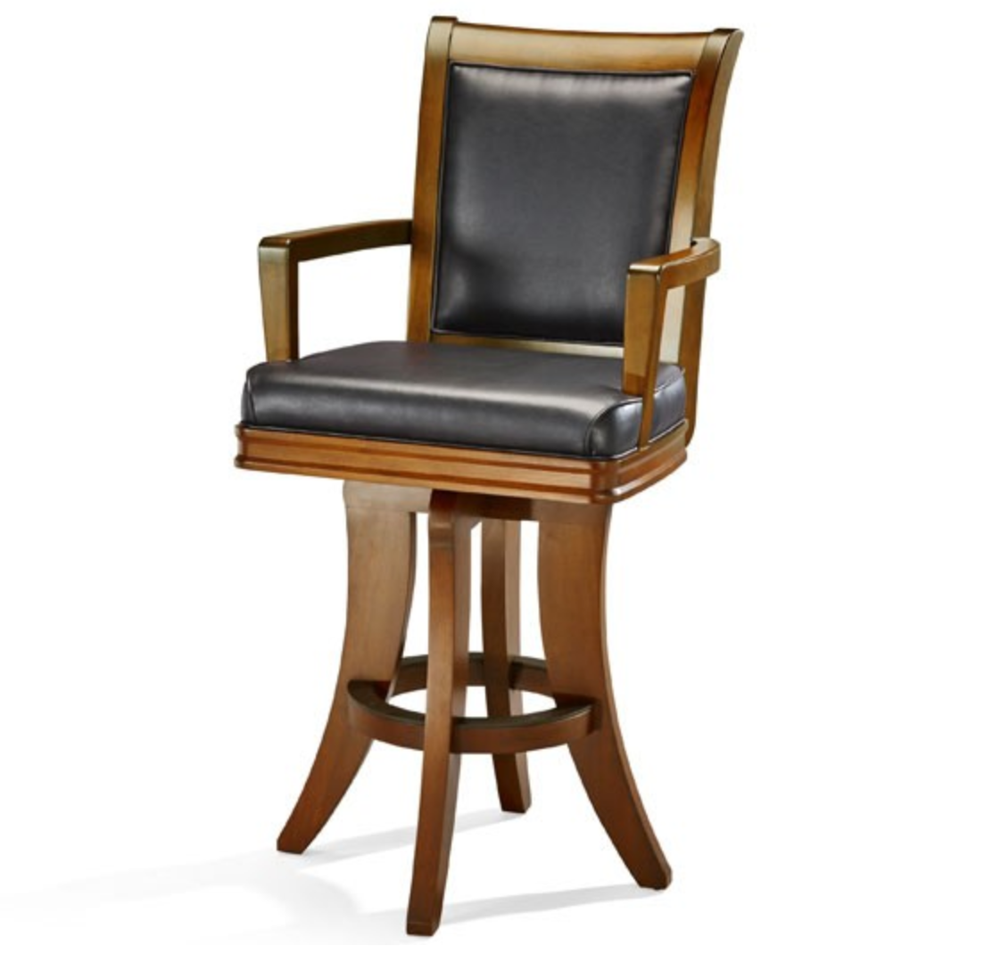 Brunswick Centennial Bar Stool - Chestnut