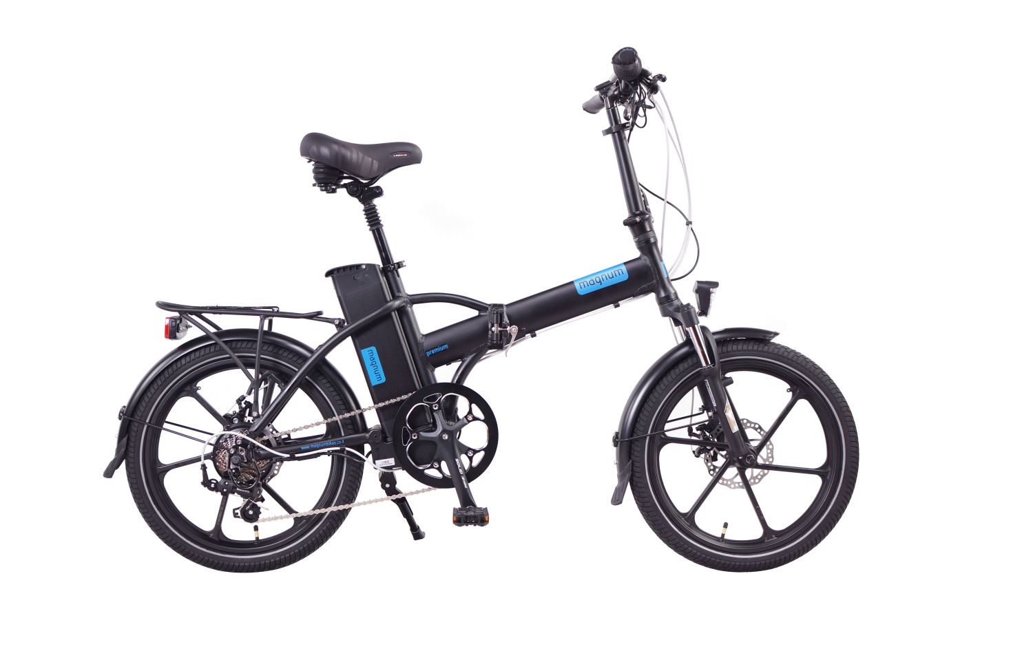 Magnum Premium 48 High Step E-Bike