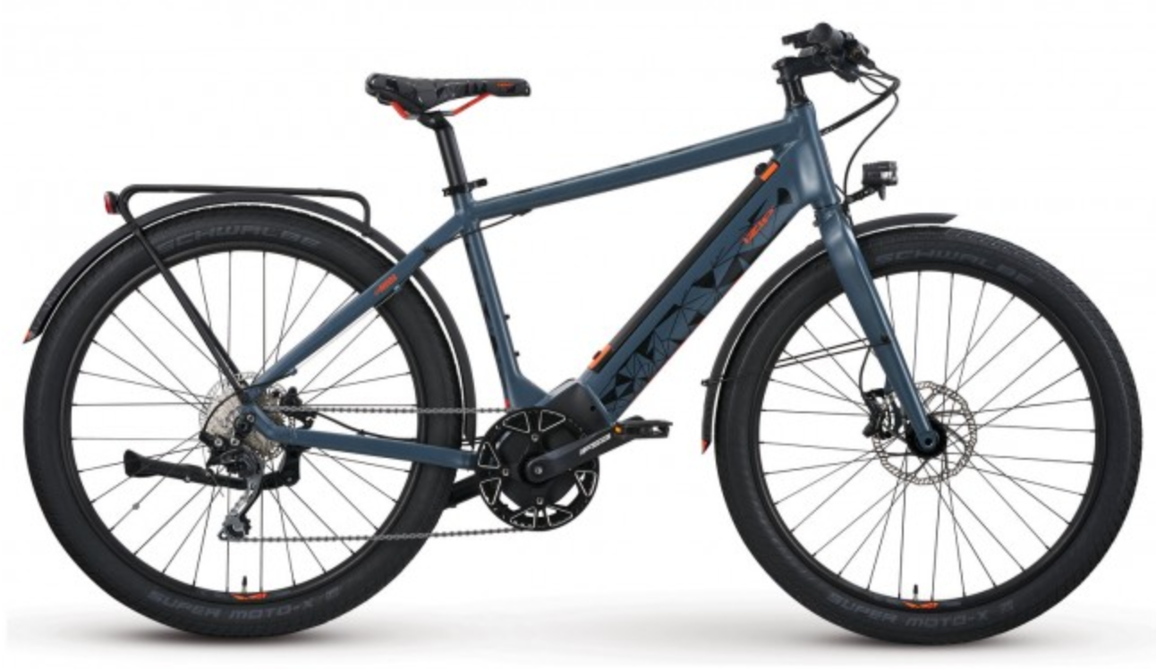E3 MODA Step Over E-Bike