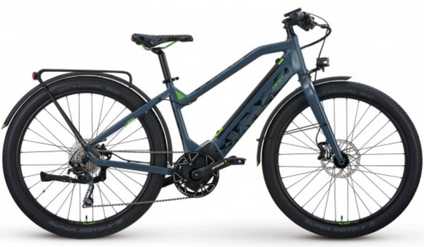 E3 MODA Step Thru E-Bike