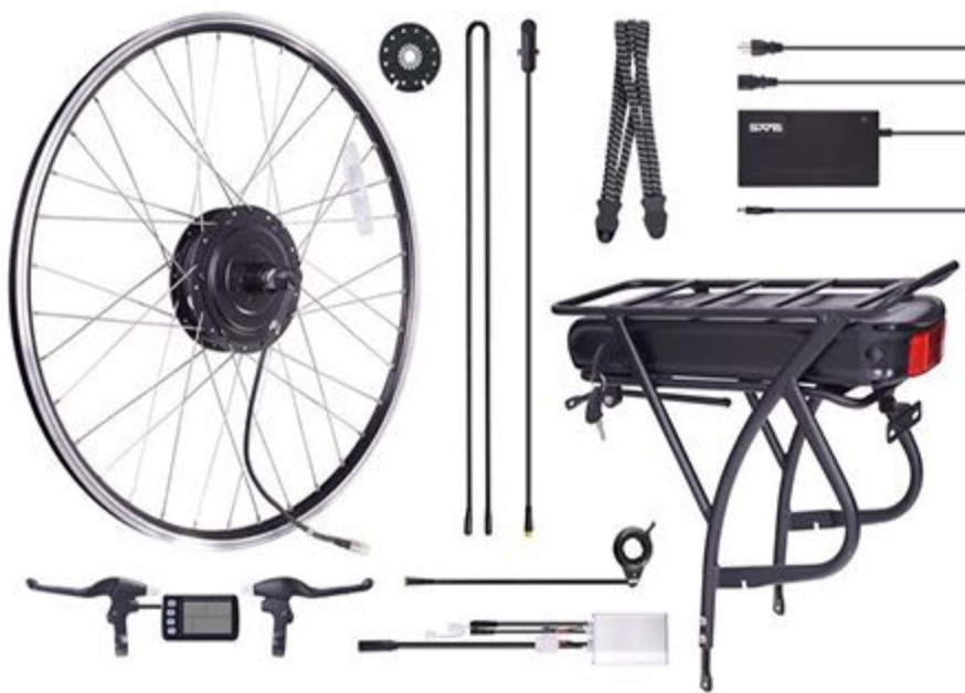 Magnum Bikes R2 E-Bike Conversion Kit