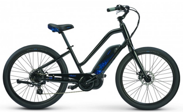 E3 Zuma Step Thru E-Bike