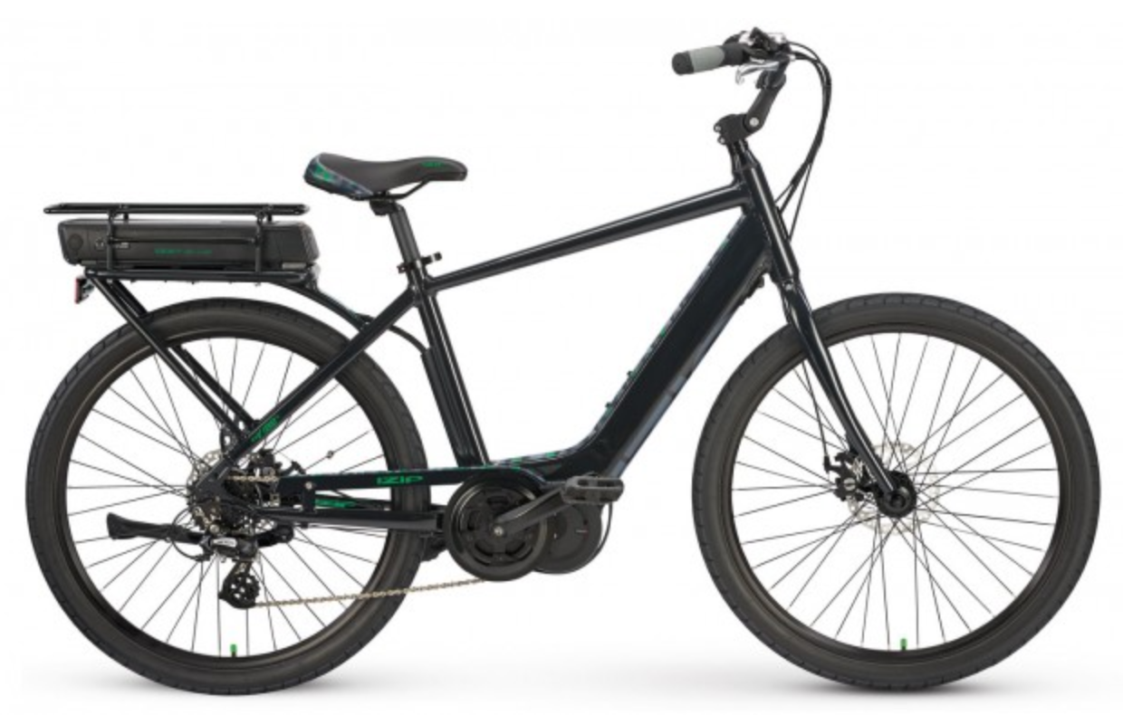 E3 VIbe Plus Step Over E-Bike