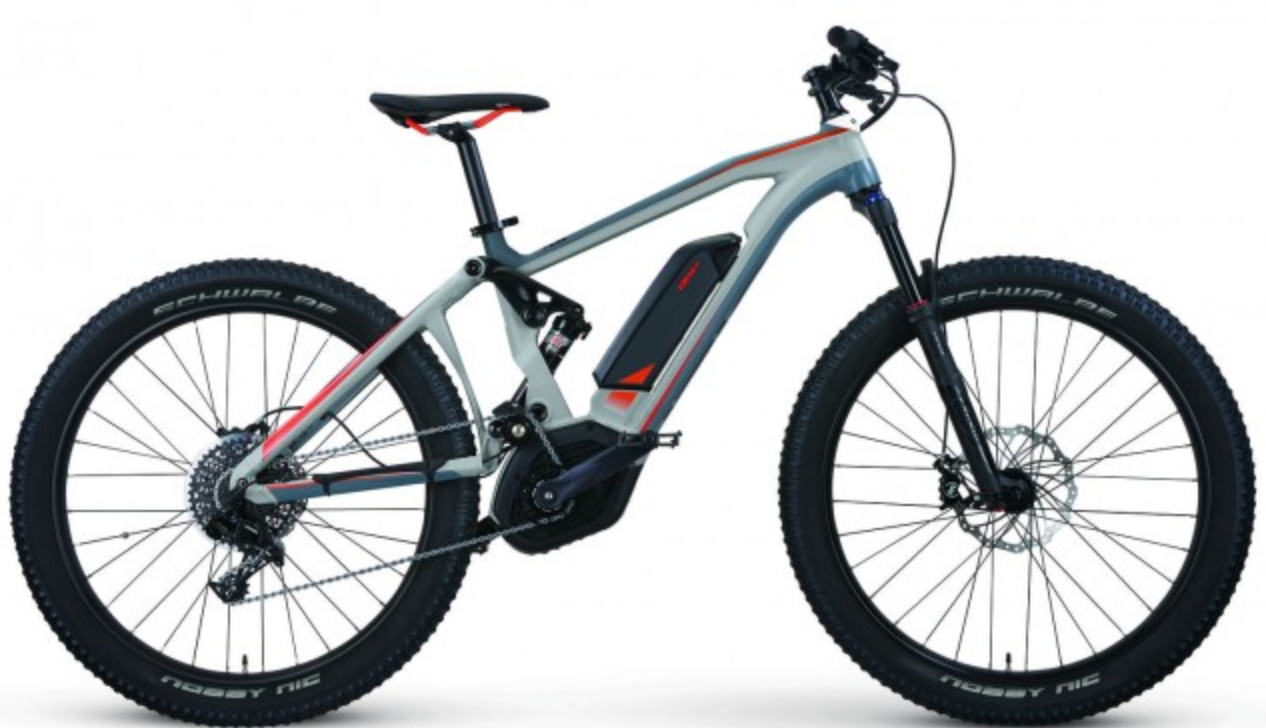 E3 Peak DS eMTB E-Bike