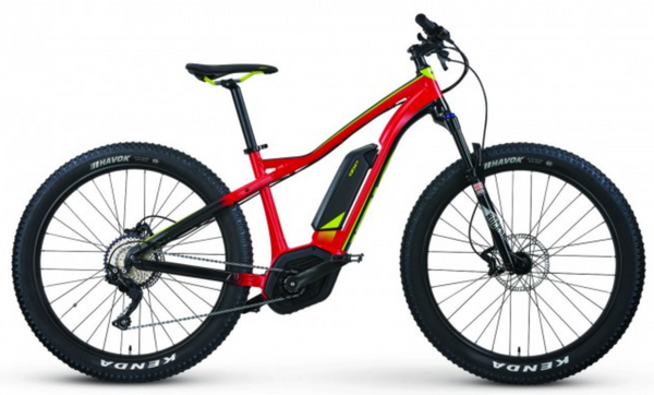 E3 Peak Plus eMTB E-Bike