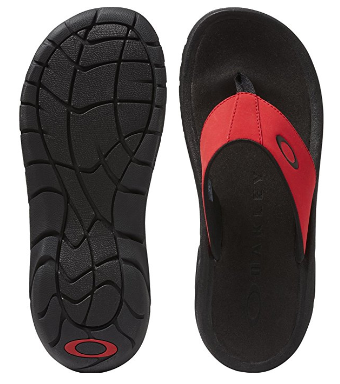 Oakley Super Coil Sandal 2.0 - Red + Black