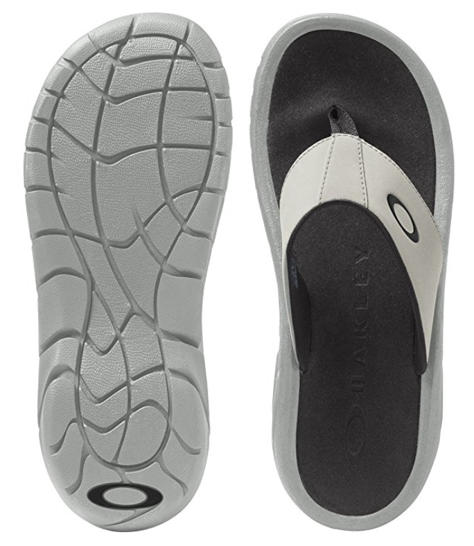 Oakley Super Coil Sandal 2.0 - Black + Grey