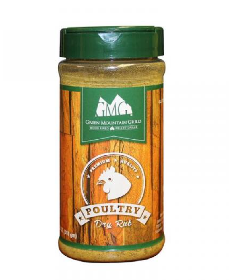 Poultry Dry Rub