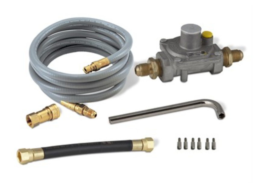 Saber Natural Gas Conversion Kit