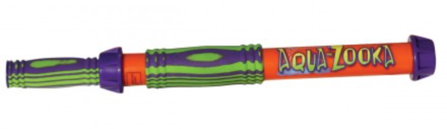 "AQUA ZOOKA (18"" barrel) Water Bazooka"
