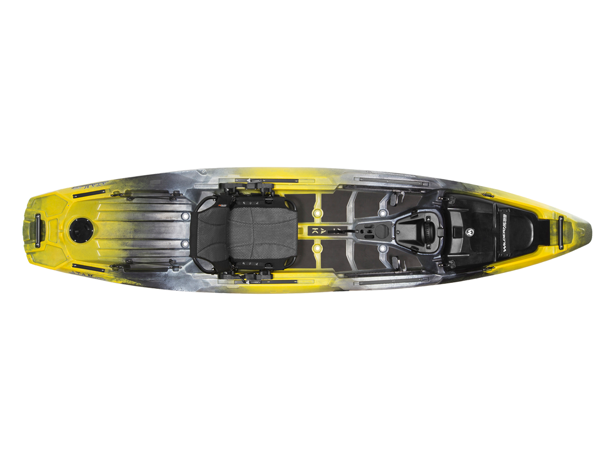Wilderness Systems, ATAK 120 Kayak, Midnight