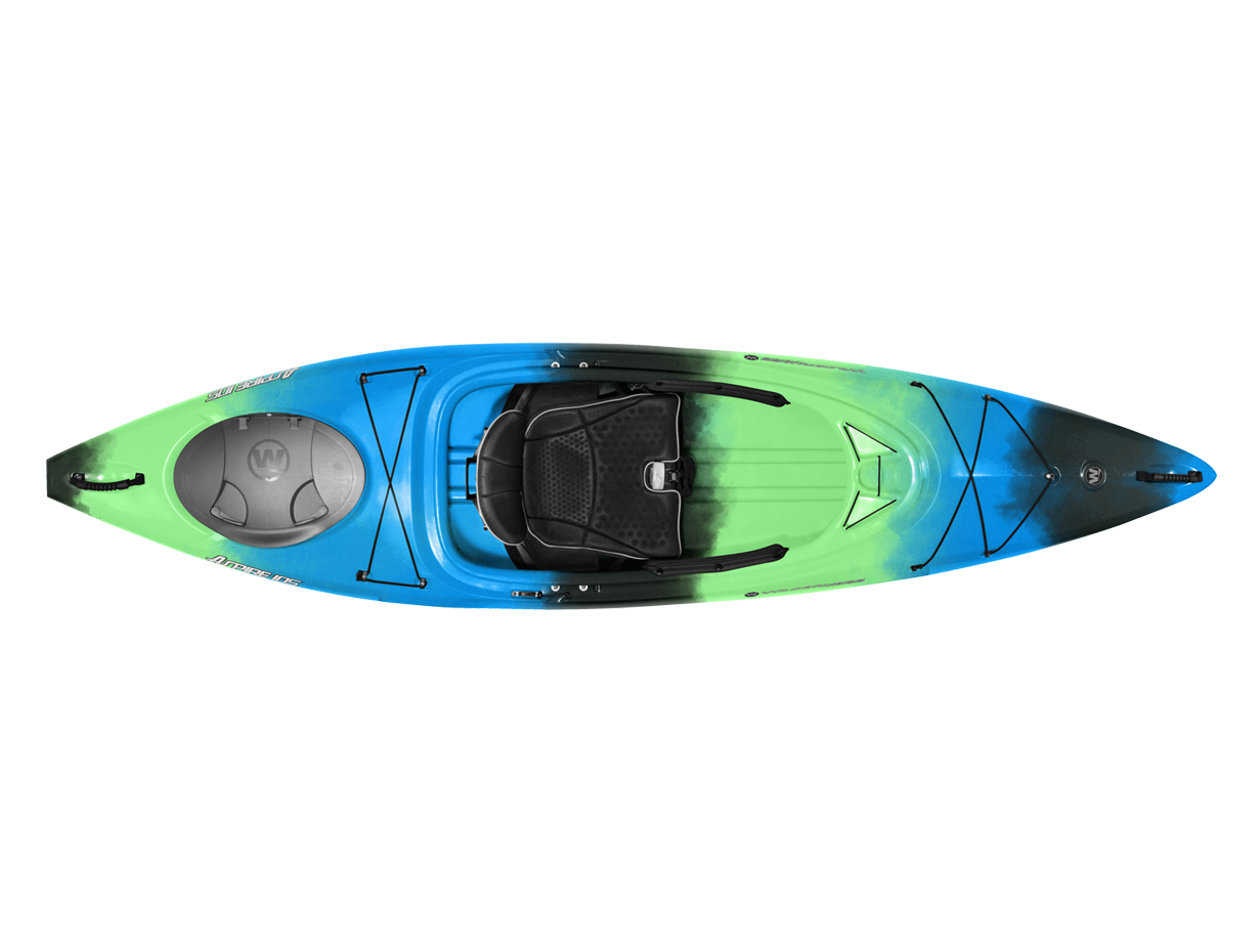 Wilderness Systems, Aspire 105 Kayak, Galaxy
