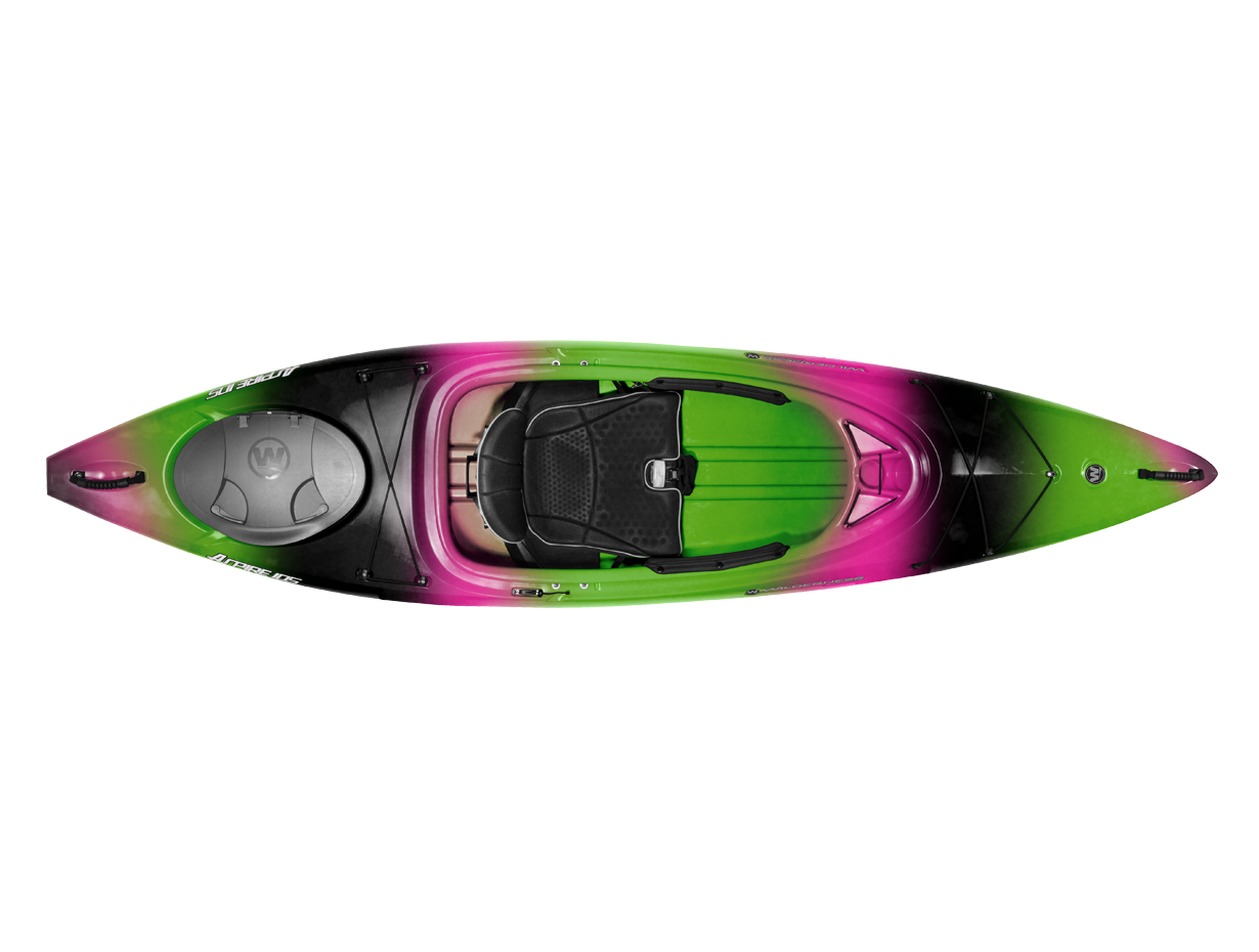 Wilderness Systems, Aspire 105 Kayak, Borialis Green