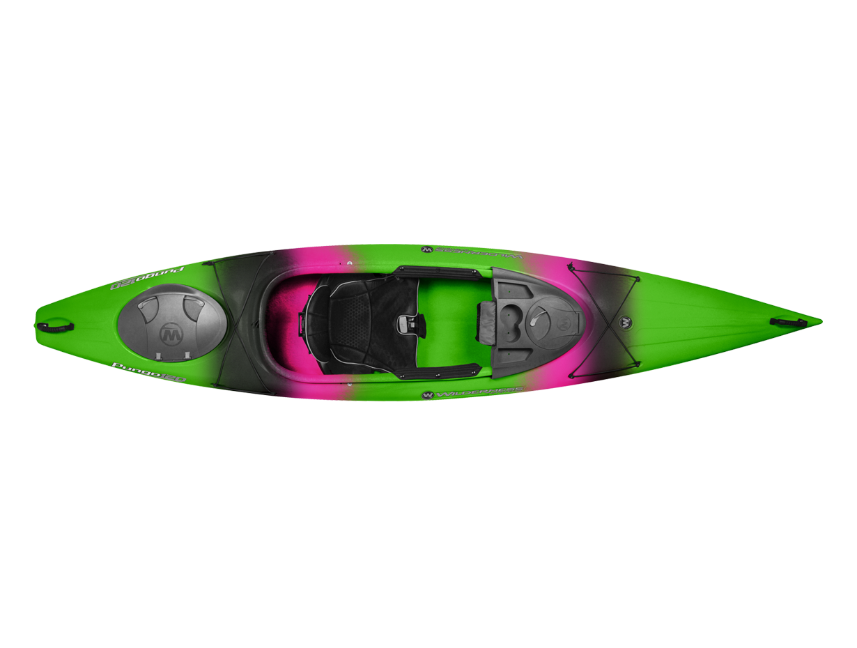 Wilderness Systems, Pungo 120 Kayak, Borialis Green