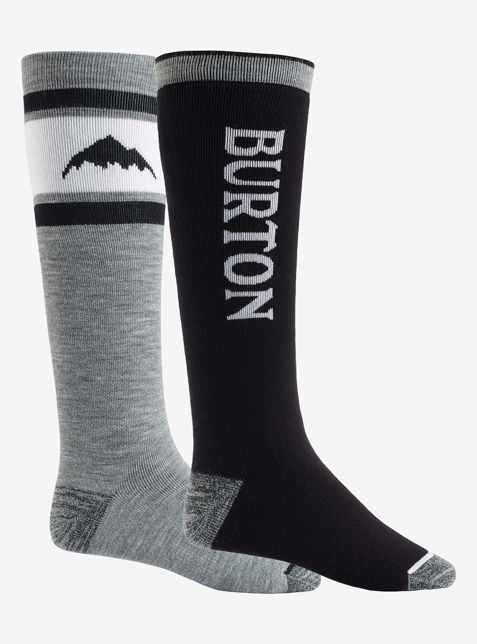 2019 Burton (2 Pack) Weekend Midweight Sock - Black