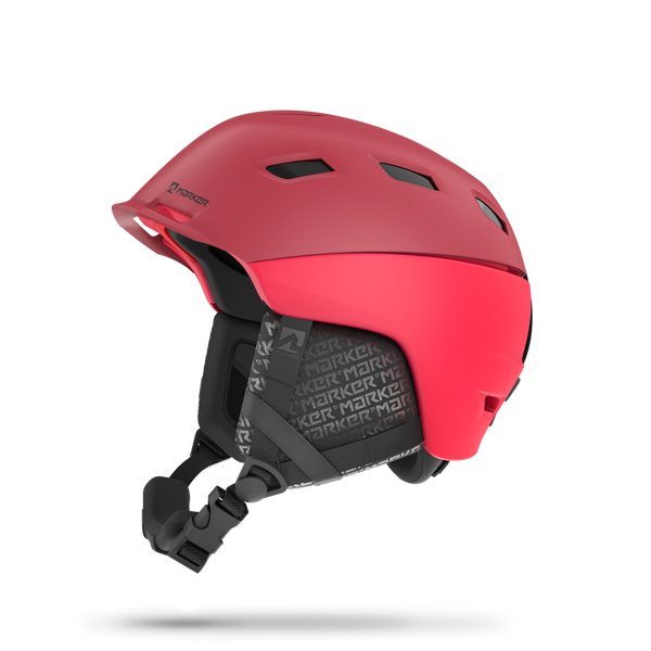 Marker Ampire Helmet - Red