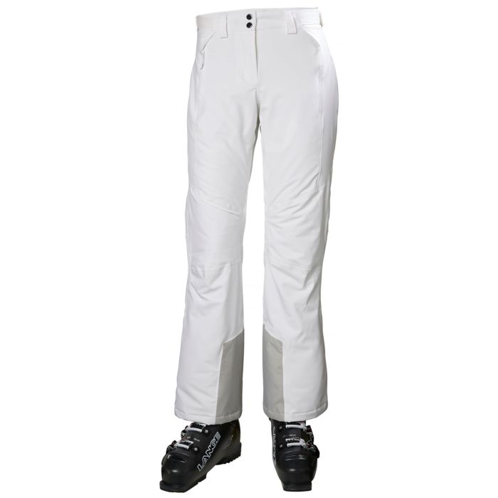 2019 Helly Hansen Womens Alphelia Pant - White