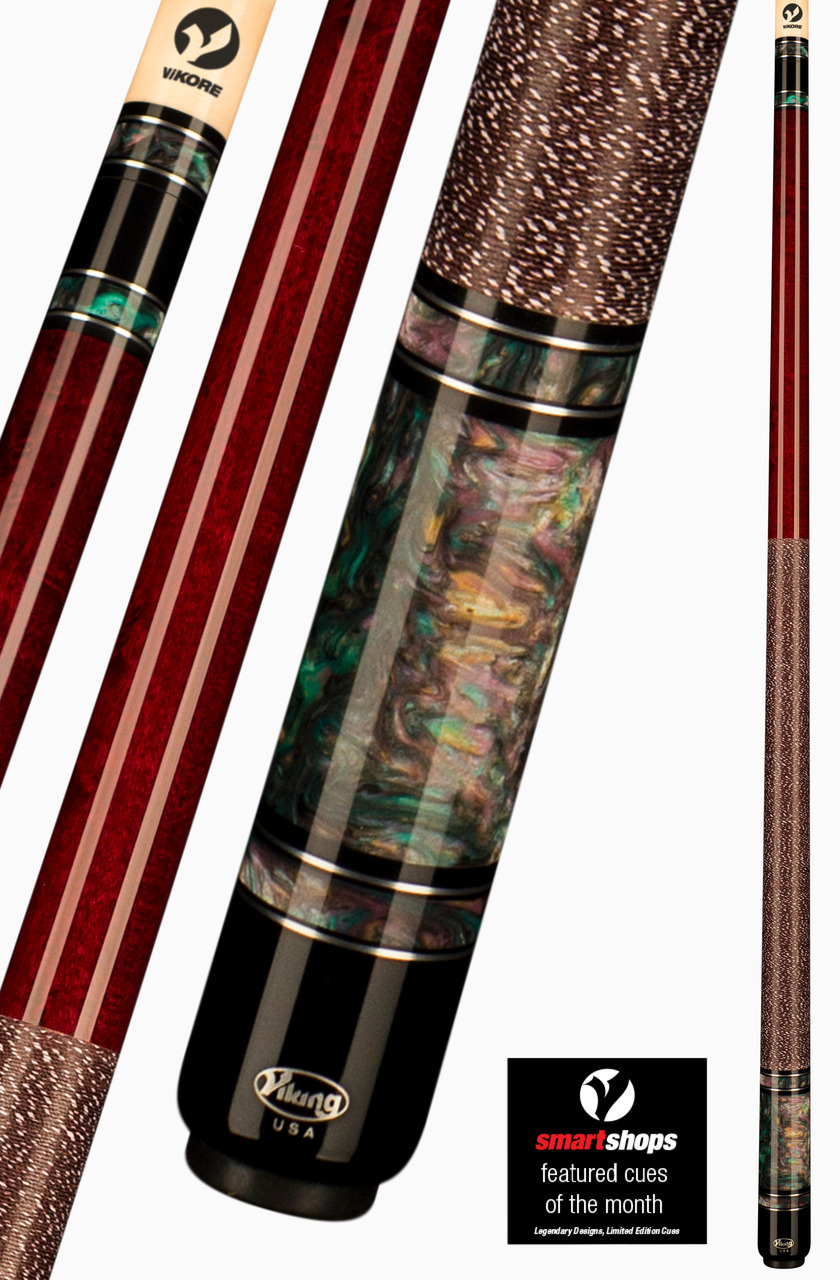 July 2018 Viking Cue of the Month
