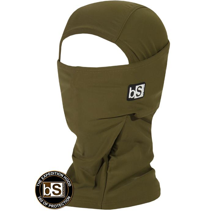 BlackStrap Expedition Hood - Olive