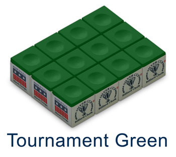 Silver Cup Chalk - Tournament Green