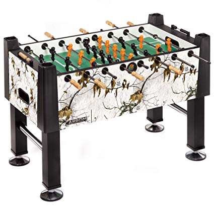 Carrom Real Tree Foosball