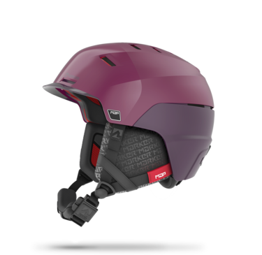 Marker Phoenix Map Helmet - Purple (Women)
