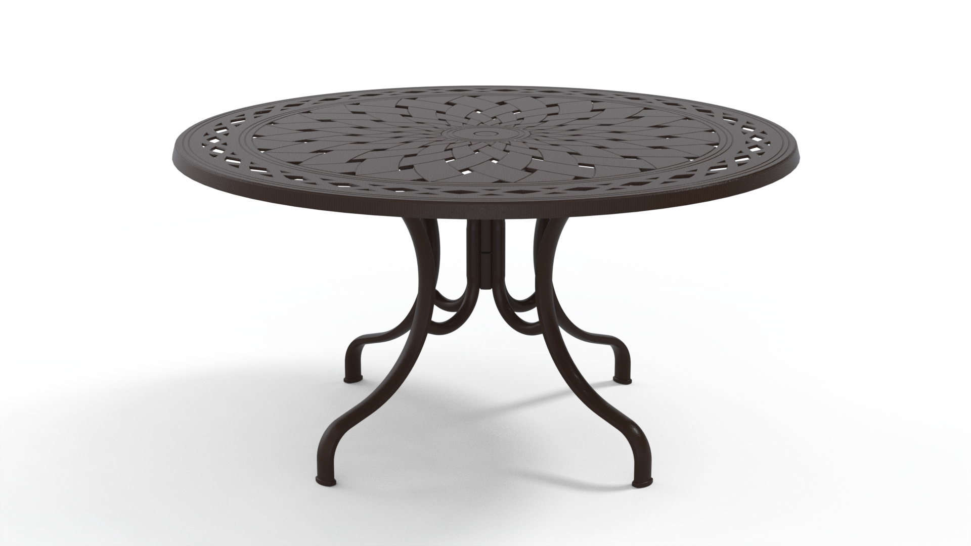56″ Round Dining Height Table