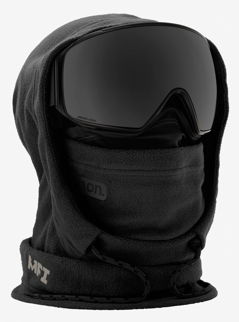 Anon MFI Fleece Helmet Hood - Black