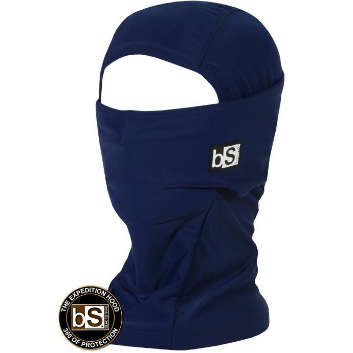 BlackStrap Expedition Hood - Navy
