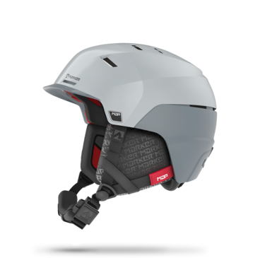 Marker Phoenix Map Helmet - White/Grey