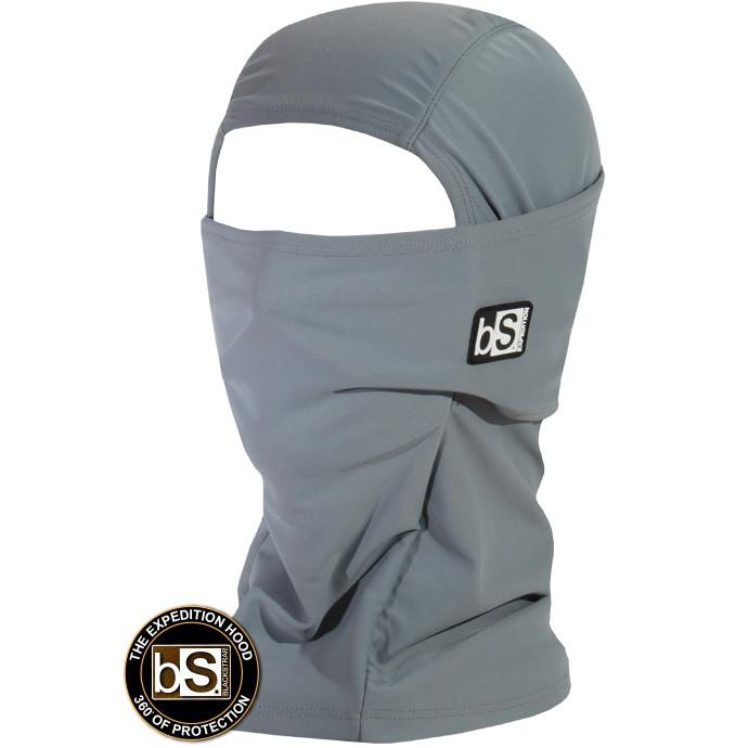BlackStrap Expedition Hood - Steel