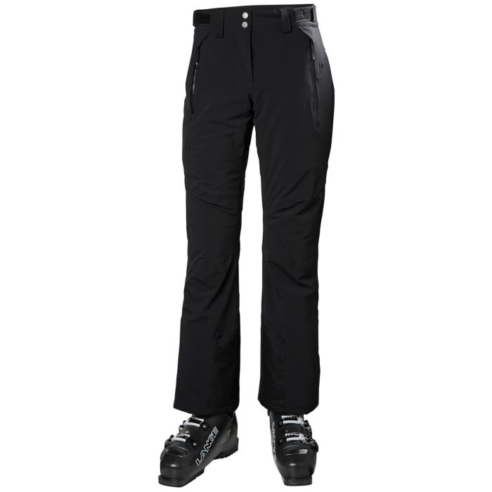 2019 Helly Hansen Womens Alphelia Pant - Black