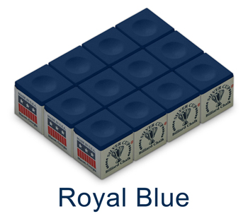 Silver Cup Chalk - Royal Blue