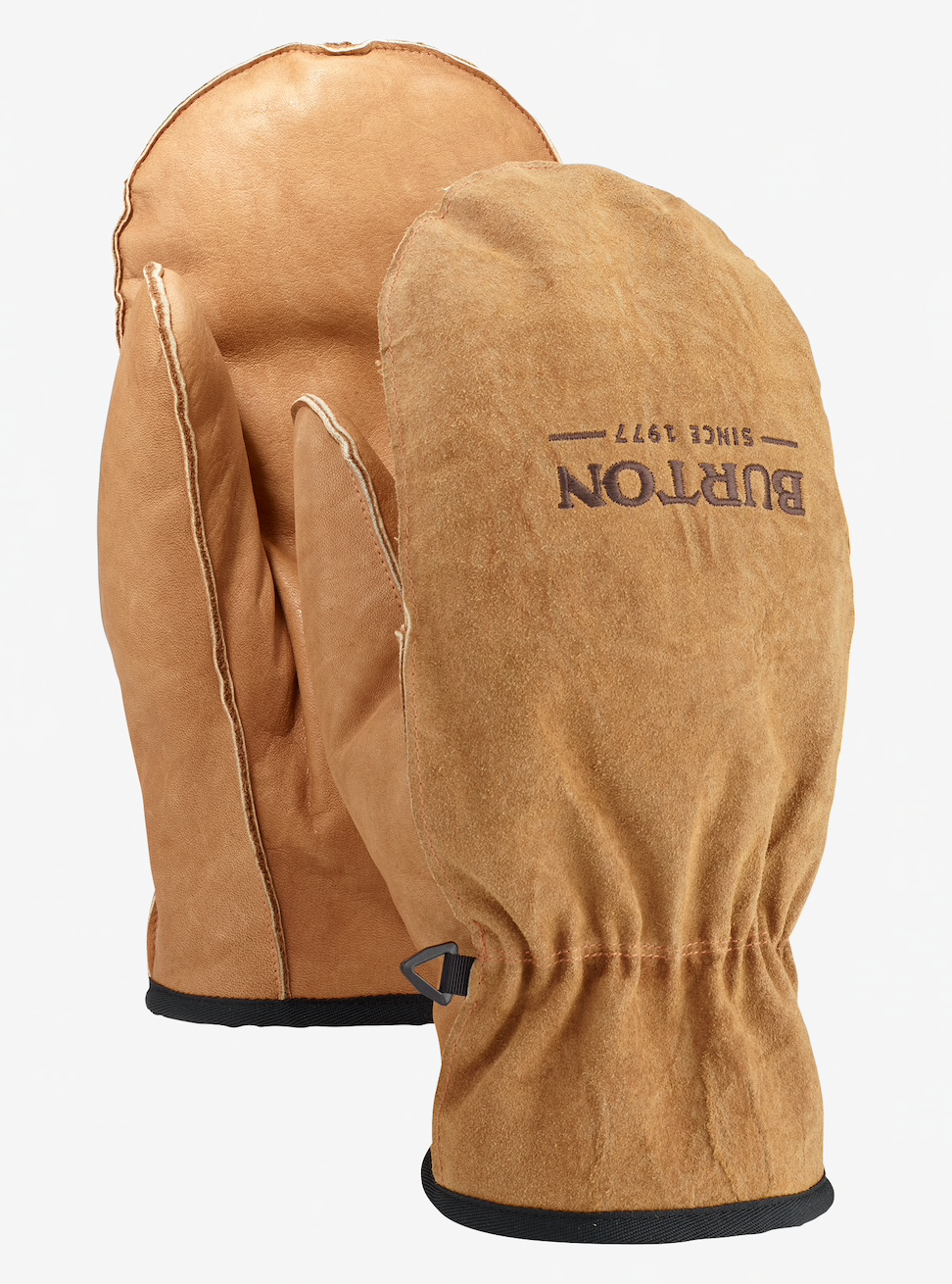 2019 Work Horse Leather Mitten - Raw Hide